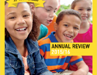 Ormiston Families Annual Review 2015-16